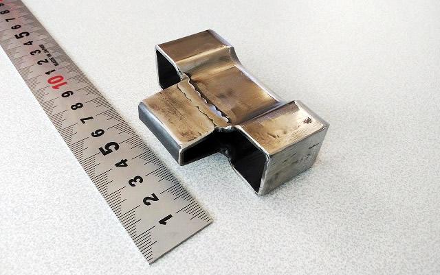 食品練り製品用ステンレス製試験片抜き刃